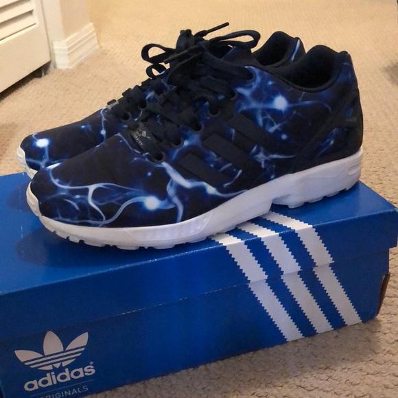 Adidas flux lightning bolt